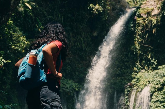 Amazing Senaru Waterfalls Trekking from Lombok