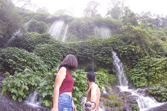 Lombok Amazing Waterfalls Trekking at Aik Berik