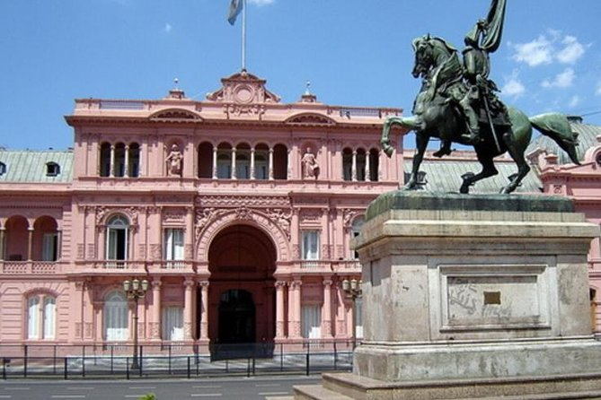Private City Tour In Buenos Aires