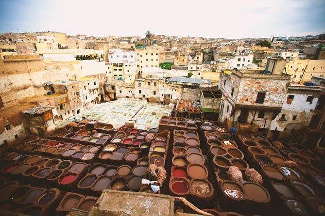 Fez Ramparts Half Day Tour