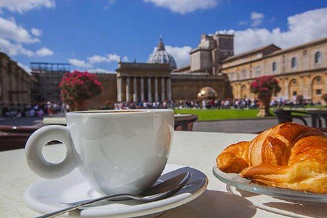 Vatican Art and Breakfast: Private Concierge Tour