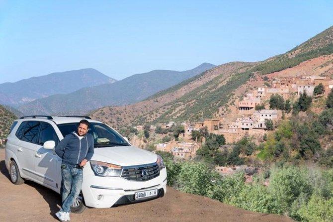 Marrakech Imlil day tour