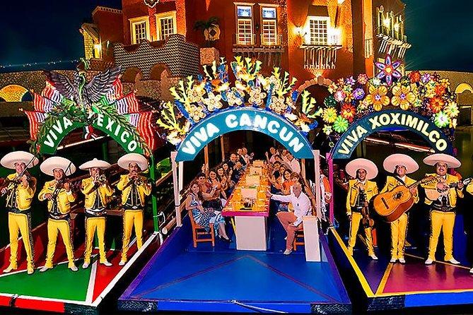 Xoximilco Tour Folclor Mexican Party Night