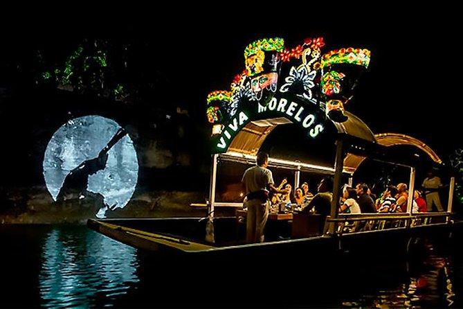 Xoximilco Tour Mexican Party night