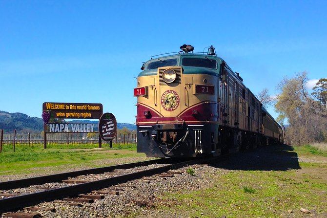 Napa Valley Wine Train: Raymond Winery Half-Day Tour