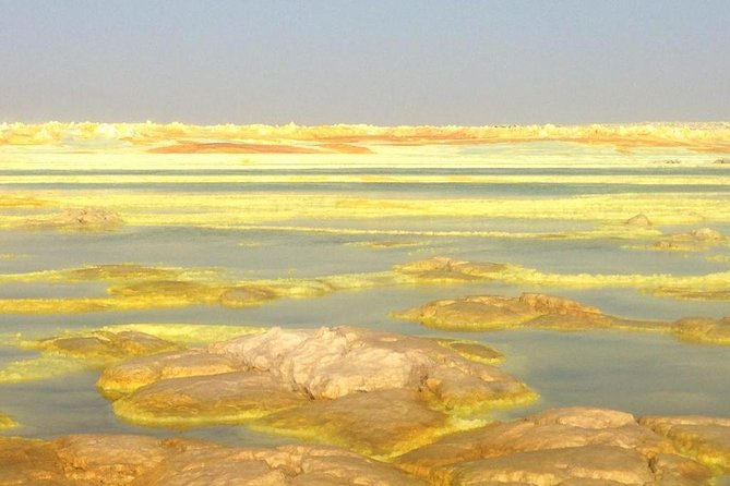 3 days tour Danakil Depression (Dallol & Erta Ale)