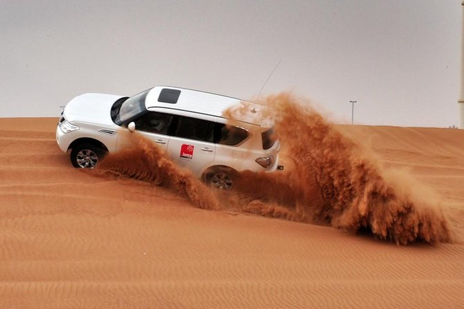 Desert Safari Dubai with Barbecue Dinner and Live Shows