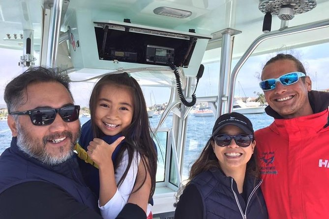 Ultimate Whale & Dolphin Watching Experience with Captain Nick in Newport Beach photo 8