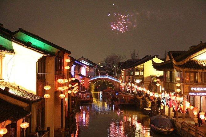 Flexible Suzhou City Highlights Private Day Tour with Authentic Lunch photo 4