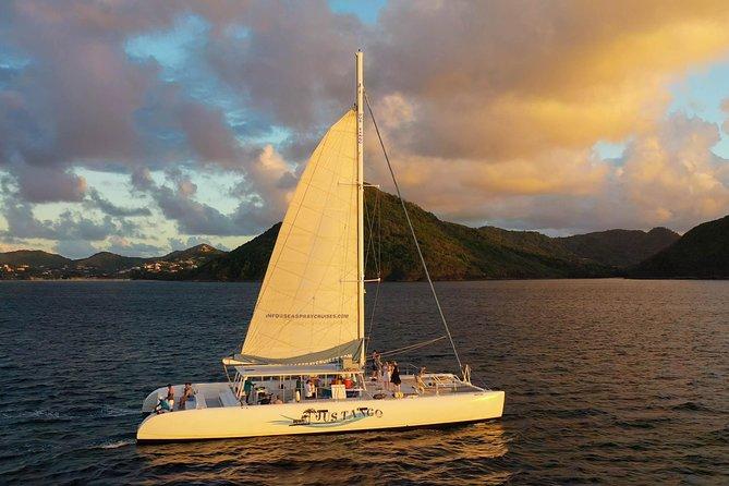 St Lucia Sunset Sail