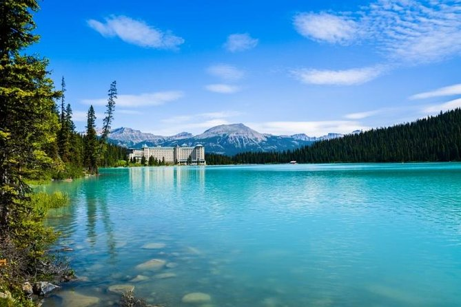 Rockies Relax Summer Tour from Calgary
