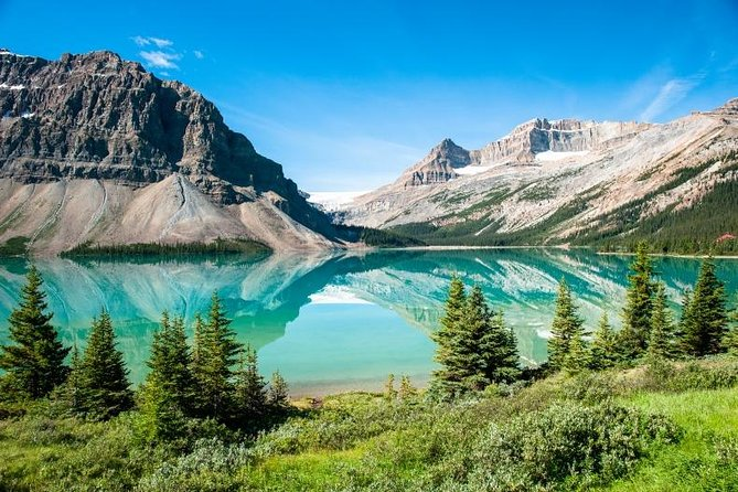 Banff, Yoho & Jasper National Parks Summer Tour from Calgary (Airport Transfers)