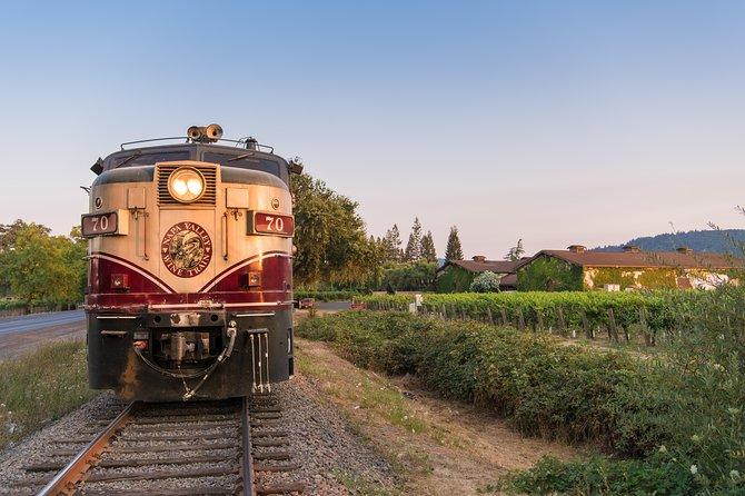 Napa Valley Wine Train from San Francisco: Raymond Vineyards Winery Tour