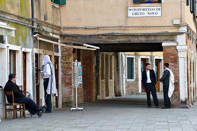 Venice: Jewish Ghetto Private Walking Tour