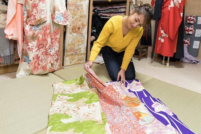 Kagoshima Kimono 1-Day Rental