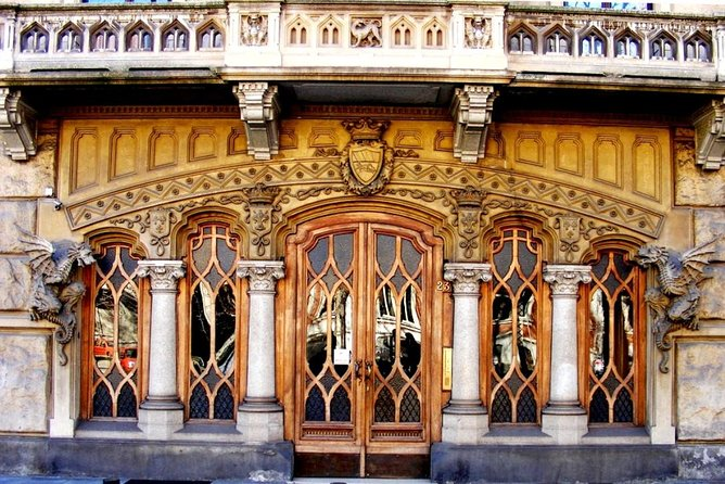 Turin's Art Nouveau buildings tour photo 9