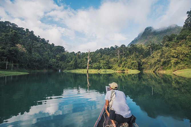 Chiewlarn Lake Experience - 2 Days 1 Night Package: From Phuket
