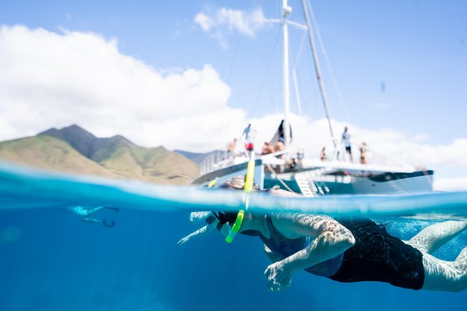 Lana'i Beach Picnic Sail
