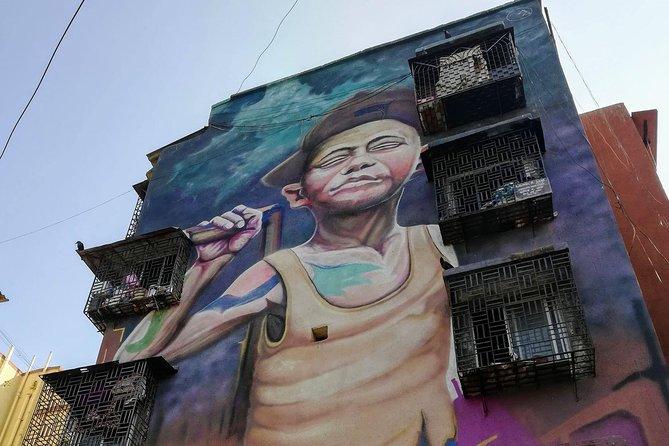 Dharavi Tour and Street Art Walk