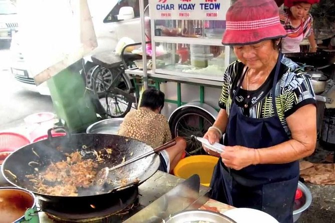 Penang Cultural & Food Experience Tour