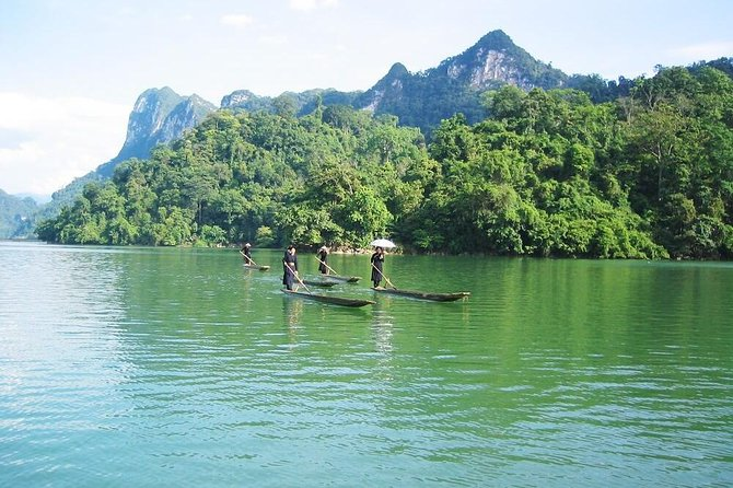 Excursión de 3 días por el Parque Nacional Ba Be Discovery de Hanoi