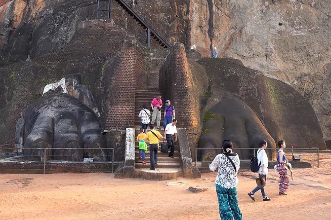 Sigiriya and Dambulla Highlights Private day tour From Colombo photo 3