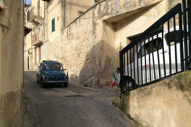 Modica Tour by the Iconic Fiat 500