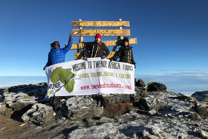 Kilimanjaro Climb Lemosho Route(6 Days) photo 1