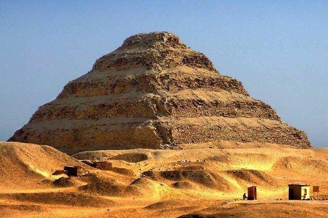 Full Day Tours to Giza Pyramids, Sakkara and Dahshur photo 3