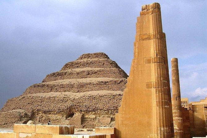 Cairo: Giza Pyramid, Sakkara & Memphis Full Day Guided Tour photo 18