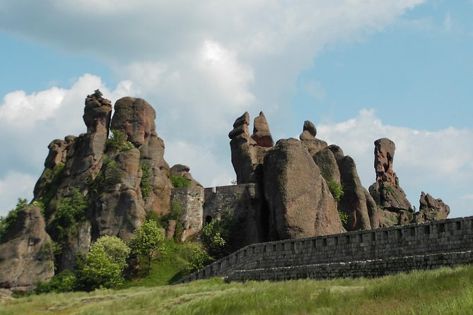 Private Day Trip to the Belogradchik Rocks and Fortress