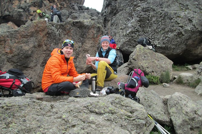 Kilimanjaro Climb Lemosho Route(6 Days) photo 6