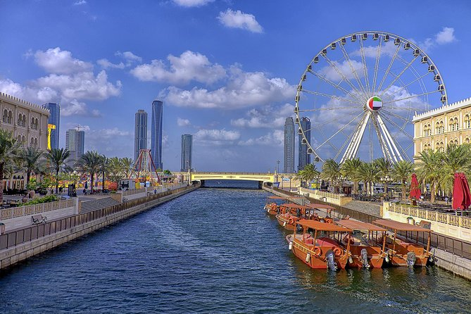 Private Sharjah City Tour - Sightseeing :) Free Pickup from Dubai Hotels