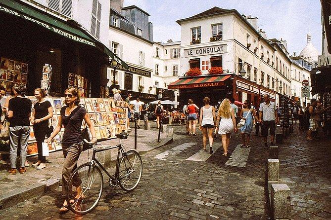 Bohemian Montmartre: The Most Magnificent Quarter of Paris. Self-guided tour