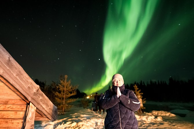 Rovaniemi AURORA PASS: 3-5 Days Unlimited Northern Lights chasing Pass
