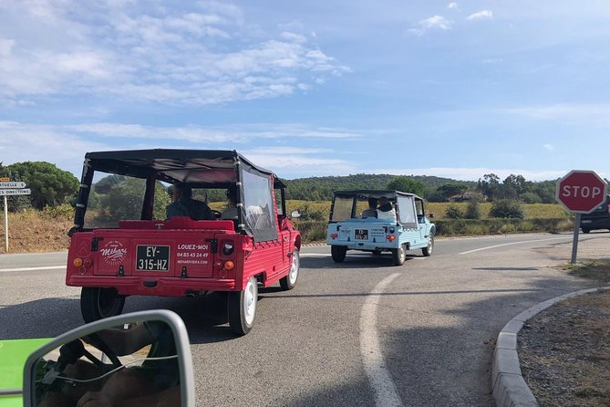 Private excursion from Cannes to the Gorges du Verdon in Citroen Mehari
