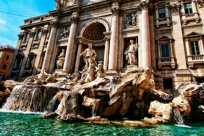 Pre-Cruise Private Tour from Rome to Civitavecchia