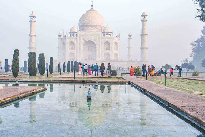 Agra: Sunrise Taj Mahal Tour Including Hotel Pick-up and drop-off photo 7