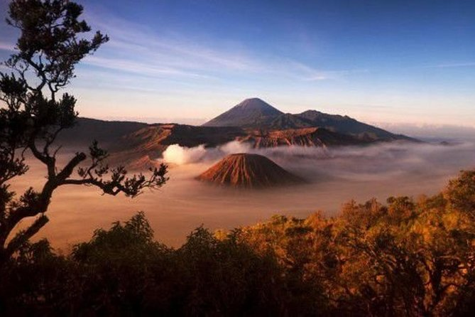 From Yogyakarta : 3-Days tour to Mount Bromo, and Ijen Crater