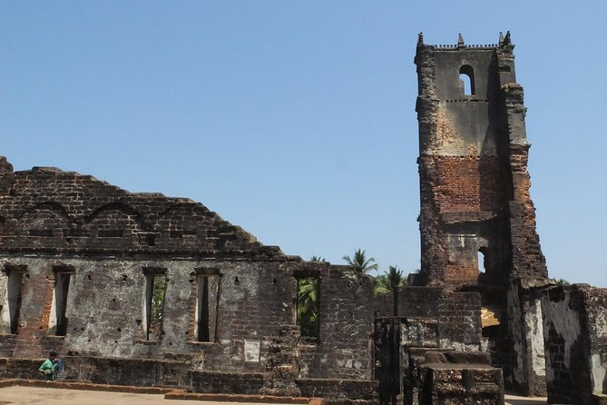 Heritage Tour to Goa Forts and churches