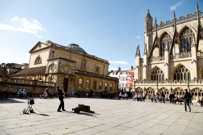 England in One Day: Stonehenge, Bath, the Cotswolds and Stratford-upon-Avon Day Trip from London