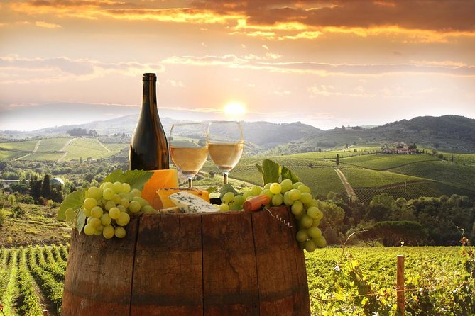 A Day in Tuscany Siena & S.Gimignano: Food and Wine pairing experience included