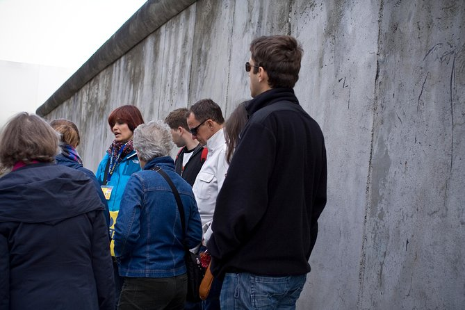 Private Cold War Berlin Tour