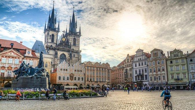Tour Praga al completo