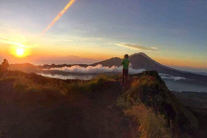 Batur Trekking Sunrise,Ubud Rice terrace and kopi luwak & Ubud Swing