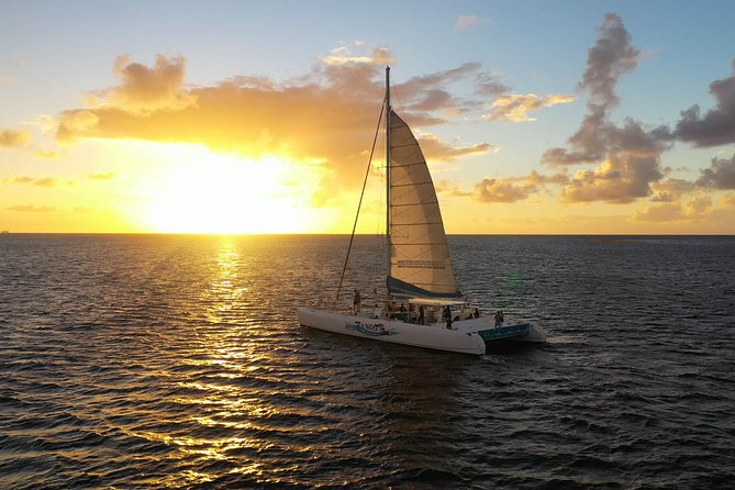 Private 3-Hour Catamaran Sunset Cruise from Soufriere - Up to 10 Guests