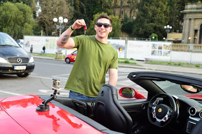 Ferrari Tour from Florence to Maranello and back 300 km