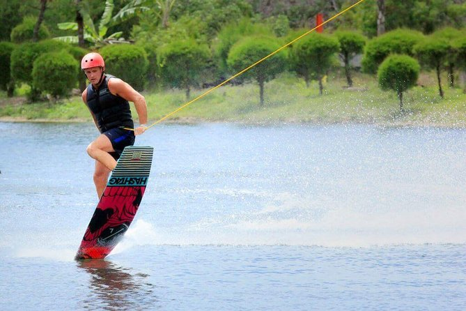1 Month Cable Park - Knee Boarding, Water Skiing or Wake Boarding