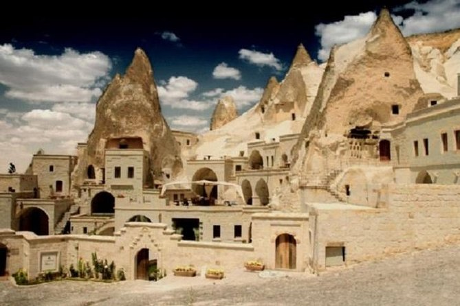 Fairy Chimneys of Cappadocia Morning Tour