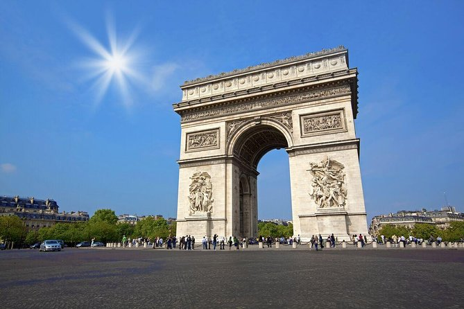 Full-Day Self-Guided Paris Tour from London by Eurostar with Seine River Cruise photo 9